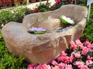 Grinding Stone & Pebble