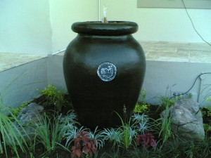 Venice large self contained pot