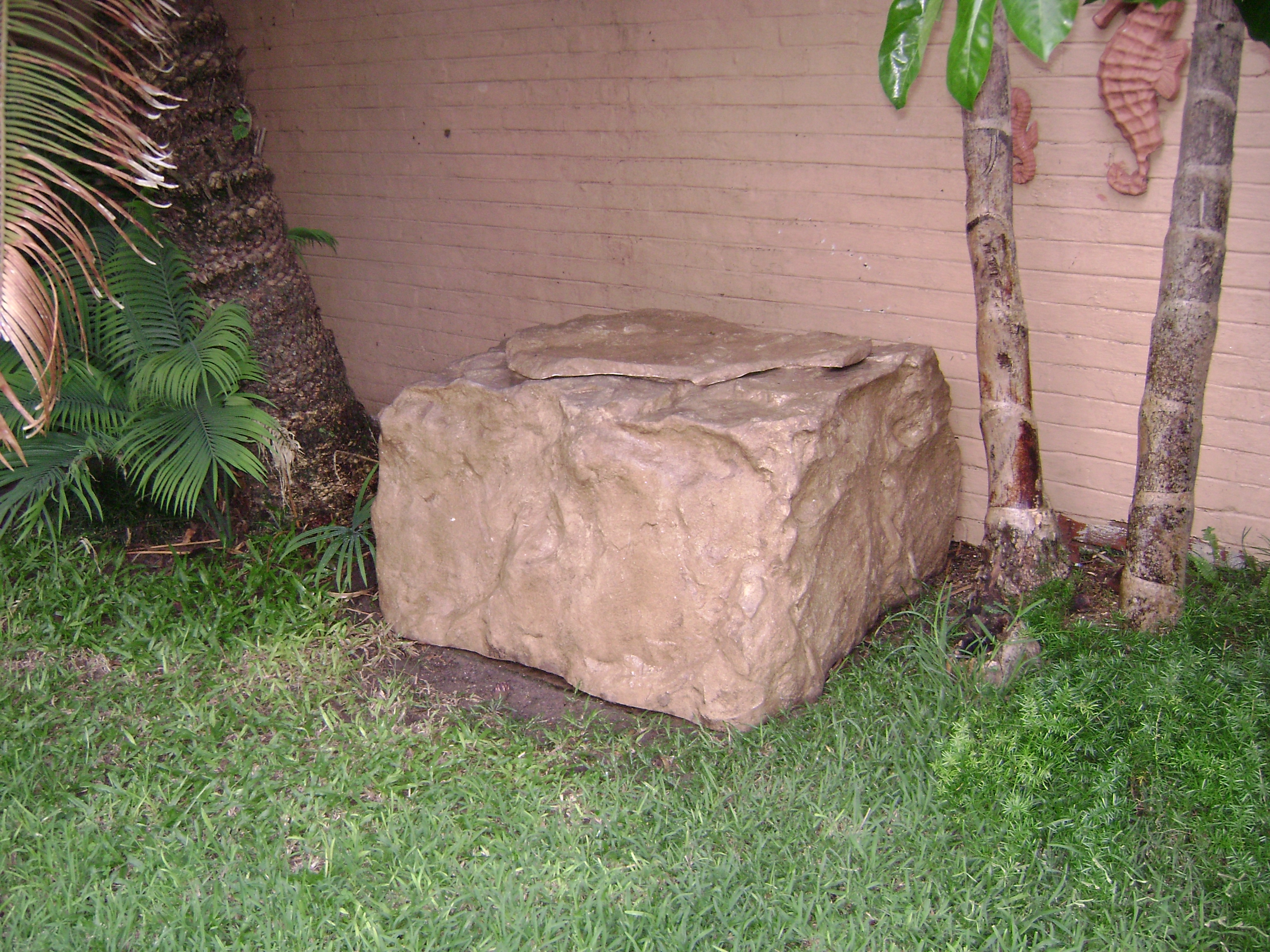 Rock Finish Pool Pump Covers Riverrock Co Za